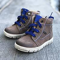 Кожаные ботиночки Richter (Австрия) р 20. Кожаная ортопедическая обувь