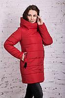 Женская куртка от производителя зима 2019 - (модель кт-370), фото 1