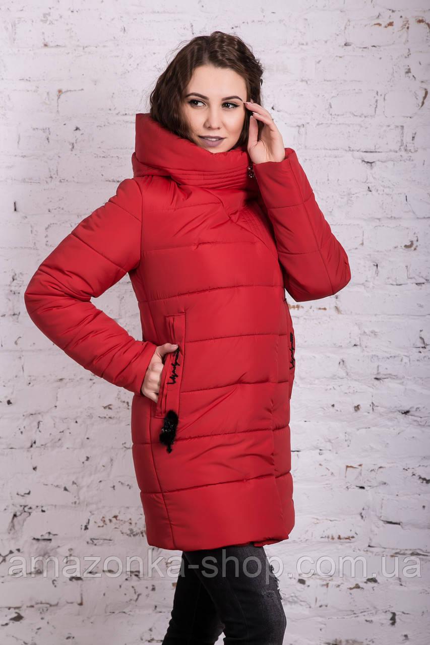 Женская куртка от производителя зима 2019 - (модель кт-370)