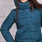 Женская куртка от производителя зима 2019 - (модель кт-370), фото 4