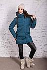 Женская куртка от производителя зима 2019 - (модель кт-370), фото 5