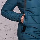 Женская куртка от производителя зима 2019 - (модель кт-370), фото 6