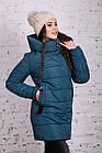 Женская куртка от производителя зима 2019 - (модель кт-370), фото 7