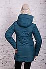 Женская куртка от производителя зима 2019 - (модель кт-370), фото 8