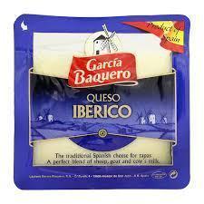 Сыр Иберико 3 молока 150 г 62% Carcia Baquero