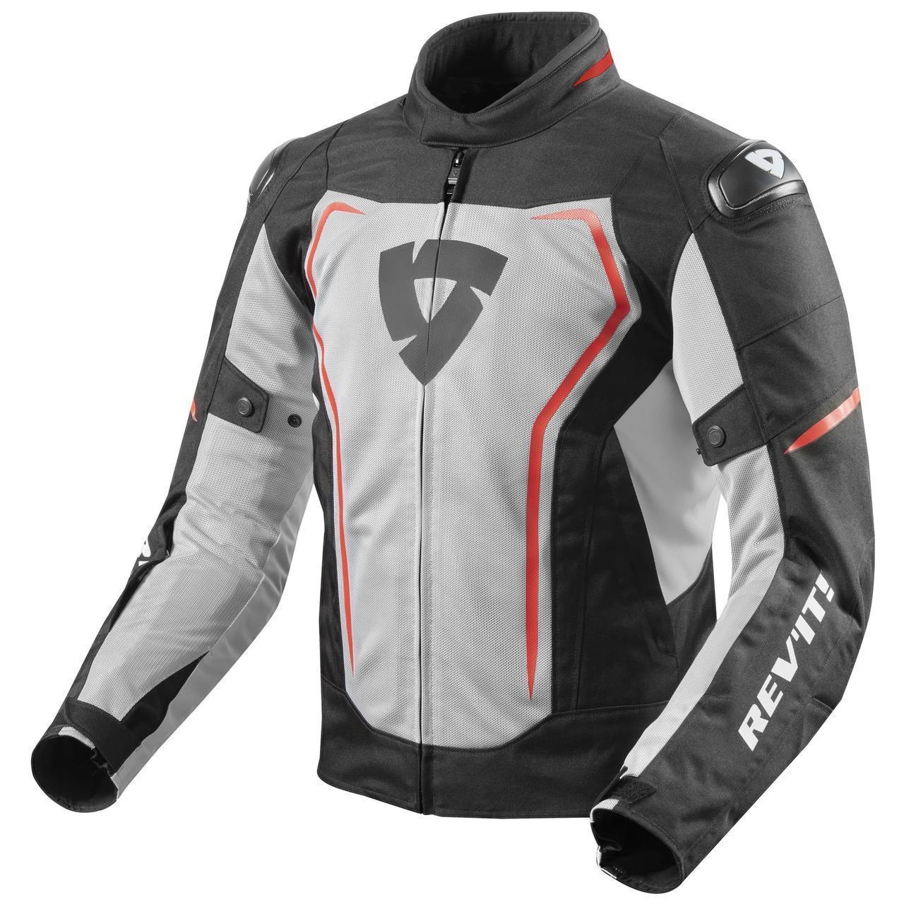 Мотокуртка Revit VERTEX AIR р. XXL текстиль