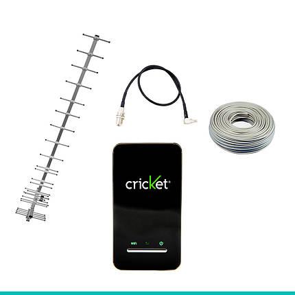 """Комплект 3G Интертелеком """"Лучшее решение"""" (Huawei EC5805 + антенна 17 Дб) отличная чувствительность сигнала, фото 2"""