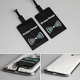 Беспроводная зарядка встраиваемая, приемник плата, мини USB с катушкой QI для телефона планшета павербанка, фото 3