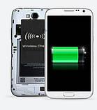 Бездротова зарядка вбудована, приймач плата, міні USB з котушкою QI для телефону, планшета павербанка, фото 4