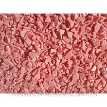 Розовые шоколадные осколки Мир