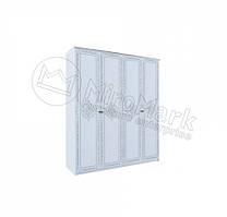 Шкаф Луиза 4Д без зеркала Миро-Марк