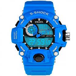 Мужские часы Smael Blue