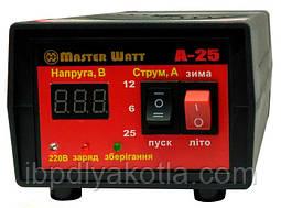 Master Watt А-25 12В 25А