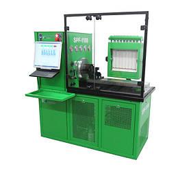 Универсальный стенд для испытания дизельной топливной аппаратуры 11kW на 8 секций