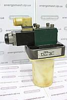 Клапан МКГВ-32/3Ф2Э2.24 с электроуправлением