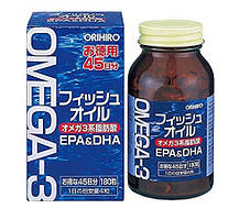 Рыбий жир - Омега -3
