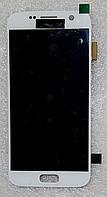 Модуль (сенсор + дисплей) для Samsung G930F Galaxy S7 AMOLED белый