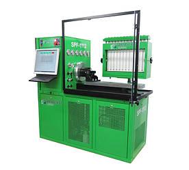 Универсальный стенд для испытания дизельной топливной аппаратуры 11kW на 12 секций