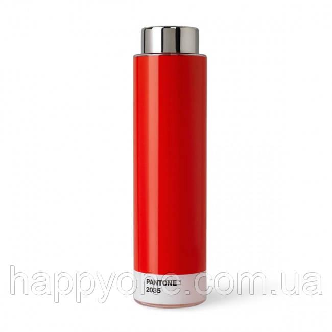 Бутылка PANTONE Living Red 2035