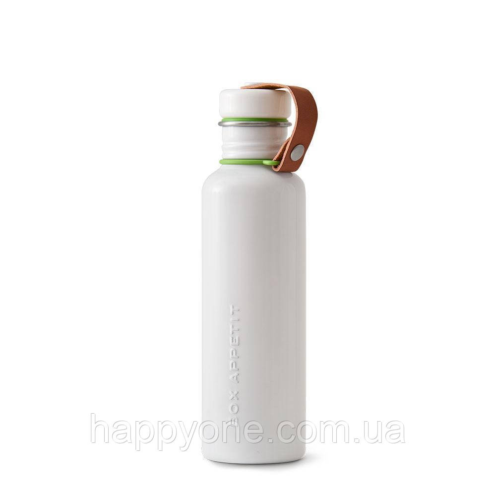 Бутылка стальная Black+Blum (750 мл) белая
