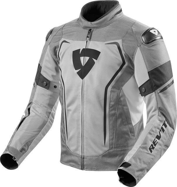 Мотокуртка Revit VERTEX AIR р. S текстиль