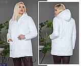 Теплая женская куртка  большого размер  50-52, 54-56, 58-60, фото 2