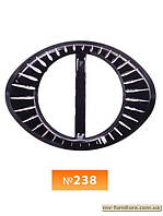 Пряжка металл №238 (200шт)