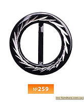 Пряжка металл №259 (200шт)