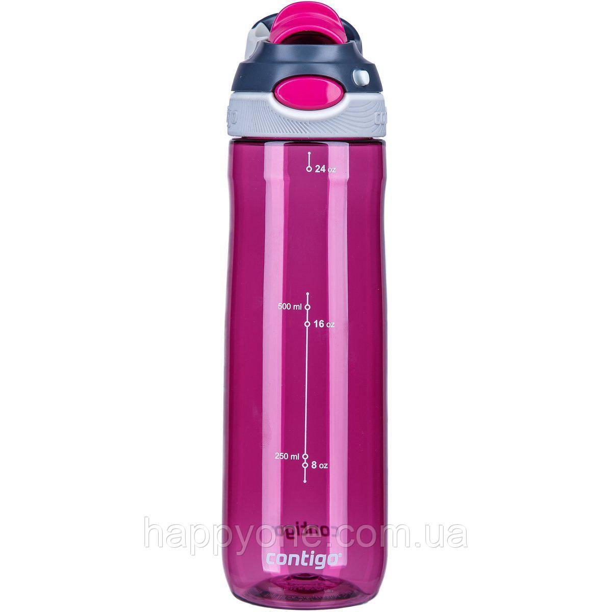 Бутылка для воды Contigo Chug Autospout Verry Berry (720 мл)