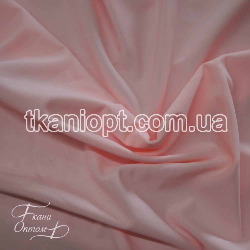 Ткань Бифлекс матовый (светло-персиковый)