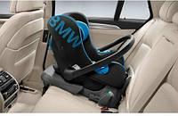 Детское автокресло BMW Baby Seat 0+ ISOFIX Black/Blue