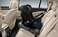 Детское автокресло BMW Baby Seat 0+ ISOFIX Black/Grey