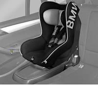 Детское автокресло BMW Junior Seat I + ISOFIX Black/Grey