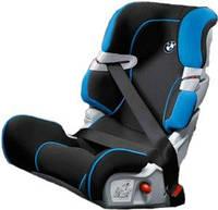 Детское автокресло BMW Junior Seat II Black-Blue