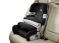 Детское автокресло BMW Junior Seat I-II ISOFIX Black-Anthracite