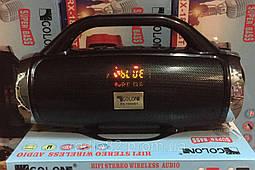 Портативная колонка, акустика GOLON RX-1829BT SUPER BASS