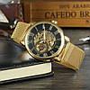 Чоловічі годинники Forsining Rich Gold, фото 4