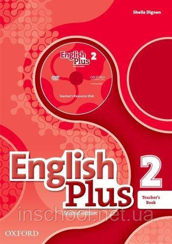 English Plus Second Edition 2 Teacher's Book with Teacher's Resource Disk + ractice Kit ISBN: 9780194202237