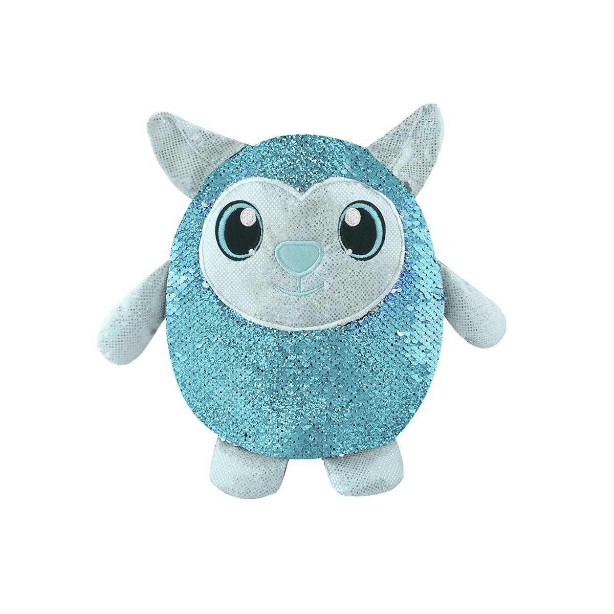 Мягкая игрушка с пайетками ГЛАМУРНАЯ ОВЕЧКА Shimmeez SMZ01021