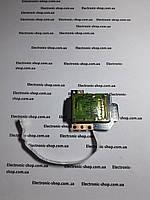 Дополнительная плата картаприемник Аcer Packard Bell new91 оригинал б.у