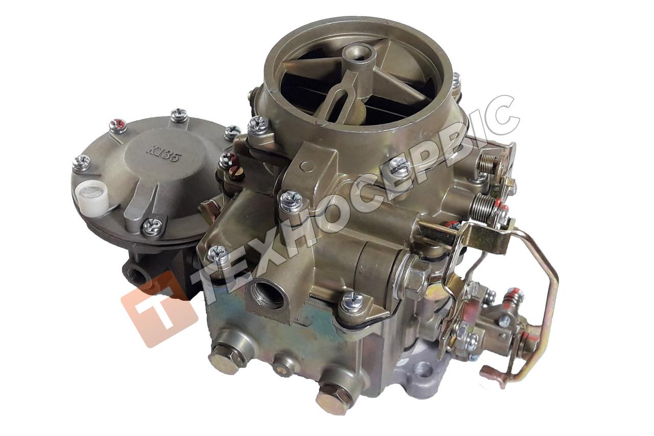 Карбюратор К135 на ГАЗ 53, ГАЗ 66, ПАЗ-3205, ПАЗ-6275 (К135-1107010)