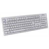 Клавіатура A4Tech KM-720 USB White