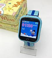 Детские умные смарт часы телефон Q100/GW200s Smart Watch c Gps и Wi-Fi, 1.54 сенсорный дисплей 4 цвета