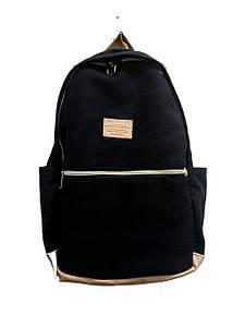 Рюкзак H&M - Mesh Сanvas Black Черный