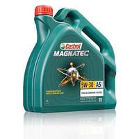 Моторное масло Castrol Magnatec 5W30 A5 4литра