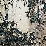 Шикарний незвичайний тонкий 3д килим з віскози, фото 2