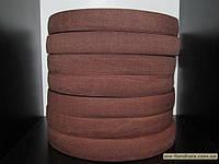 Резинка цветная 3см (40м) коричневый