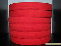 Резинка цветная 3см (40м) красный