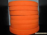 Резинка цветная 3см (40м) оранжевый