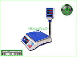 Весы торговые с поверкой до 15 кг – ВТНЕ 15Т2-1 (Дозавтоматы)